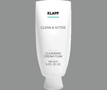 cleansing cream foam 1