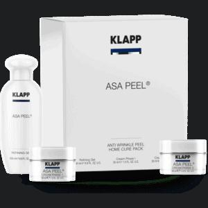 anti wrinkle peel home cure pack