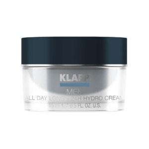 klapp men all day long 24h hydro cream 15ml