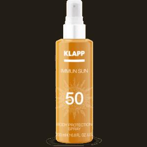 body protection spray spf 50