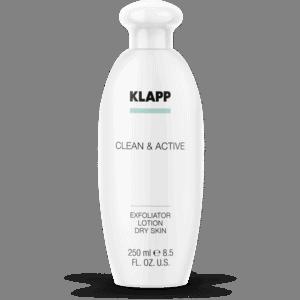 exfoliator lotion dry skin
