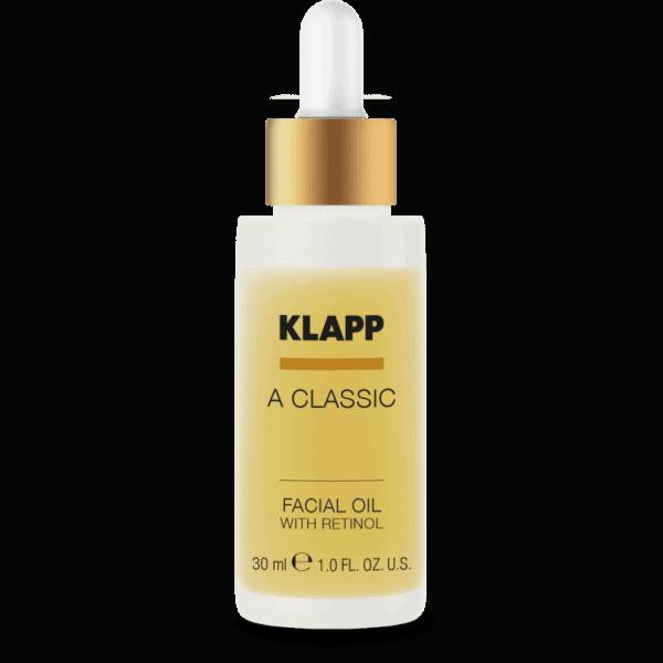 facial oil with retinol