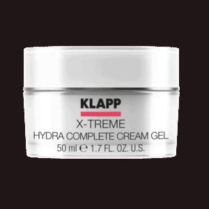 hydra complete cream gel