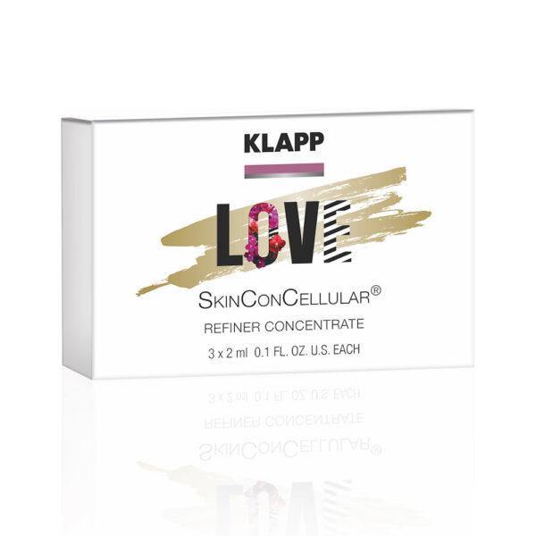 0006683 klapp skinconcellular love ampullen set refiner