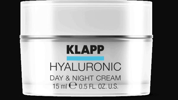 Hyaluronic Day and Night Cream 15ml 1